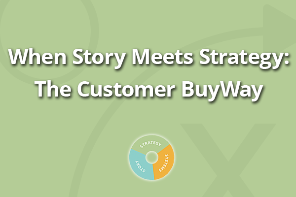 When Story Meets Strategy: The Customer BuyWay