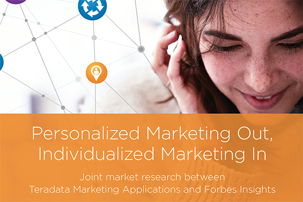Study: Individualized Marketing Top Priority for Brands
