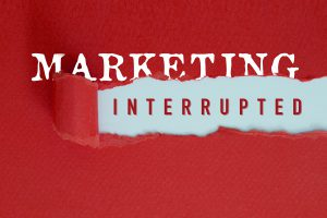 Marketing Interrupted is a new book on Transformational Marketing by Dave Sutton.