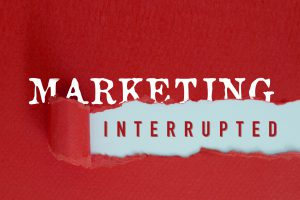 Marketing Interrupted by Dave Sutton