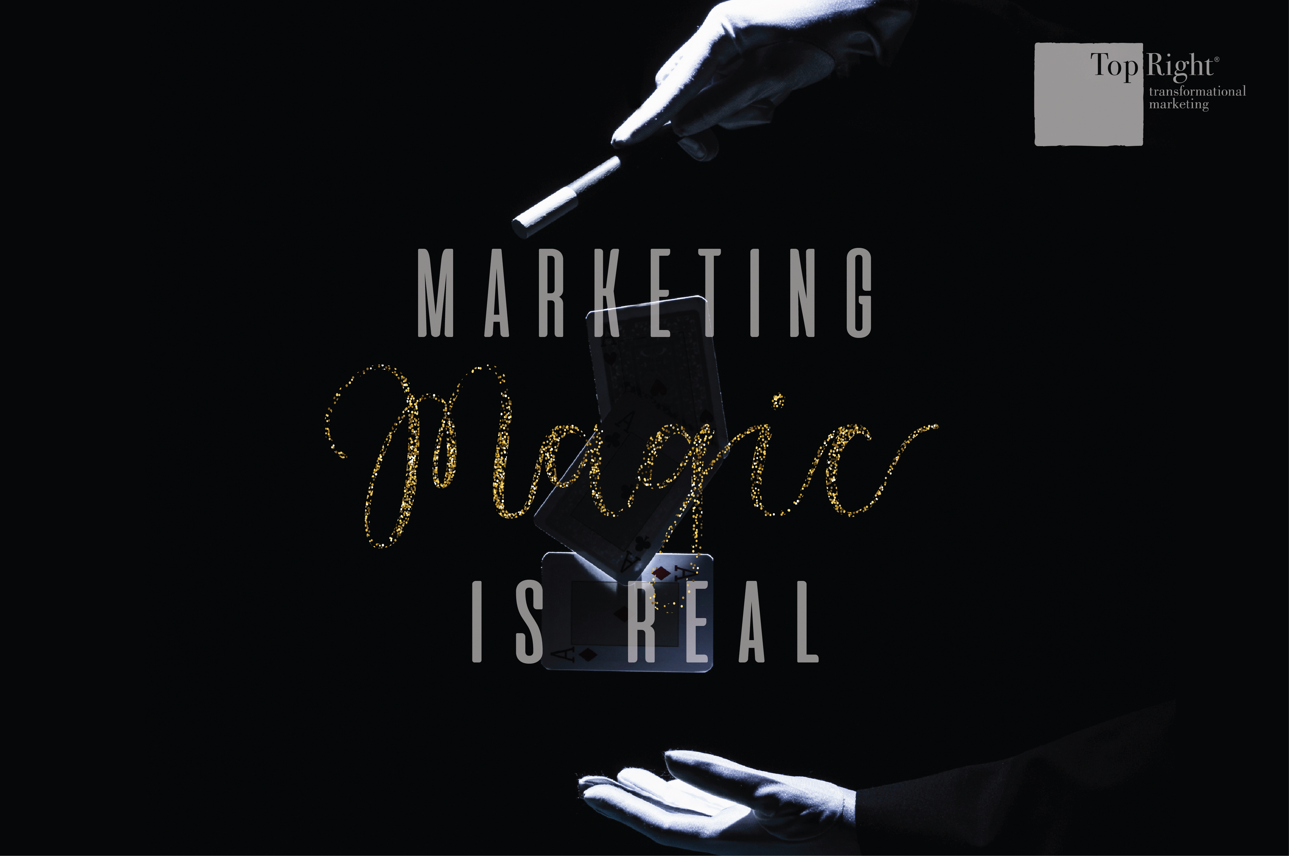 marketing magic is real in the form of shareable story